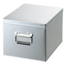 無印良品 トタンボックス 蓋付き 大 2個セット 3,320円 週...