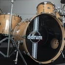 ddrum USA CUSTAM 定価54万