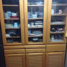 差し上げます❣️食器棚❣️