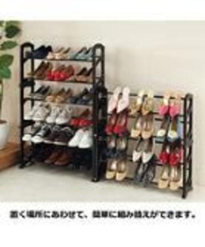 【お取引中】新品未開封☆ニトリのシューズラック , 家具