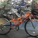 1台限り!処分価格!!ミヤタ自転車 ジュニアマウンテン TRY R...