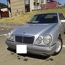 平成11年式 メルセデスベンツ E240車検2年付きH29税込 オ...