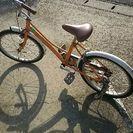 20インチ 女のコ自転車