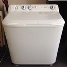 ハイアール haier 2層式洗濯機 JW-W55E 2013年製...