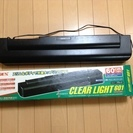 GEXクリアライトCL601/60cm水槽用/完動品/USED