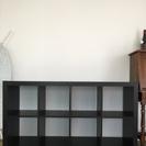 IKEA棚 黒色