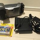 ビデオカメラ MiniDV SHARP VL-DH4000