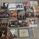 韓国 CD売ります 東方神起 ftislad karaなど
