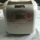 【0円】炊飯器 toshiba 2009年製