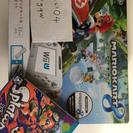Wiiu 本体 マリオカート8セット+ソフト3本+おまけ