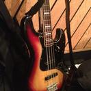 フェンダージャパン ジャズベースfenderjapan jazzbass