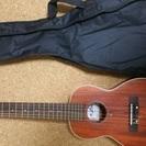 【ミニギター(テナーサイズ ウクレレ)】♪ソフトケース付き♪