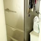 SANYOの冷蔵庫