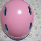 パナソニック 幼児用ヘルメット 2~5歳ピンク 未使用品