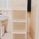 【4個セット】収納ケース/衣装ケース