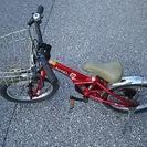 16インチ 子ども用自転車  Jeep COMMANDO 【中古】