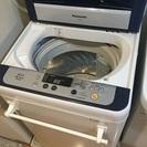 パナソニック 洗濯機 NA-F60B7-A (容量6kg)