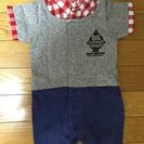 OIL CLOTHING ロンパース♪