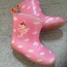 ミキハウス 長靴