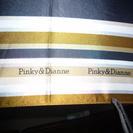 「PinKy&Dianne」 のブラックの傘 USID美品