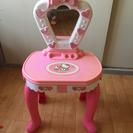 キティーちゃんの化粧台