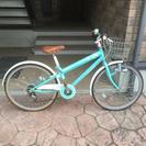 24インチ 子供用自転車