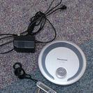 CDプレイヤー(Panasonic製)
