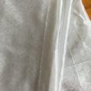 ○交渉中○未使用☆レースカーテン(2枚)ミラー使用