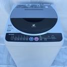 シャープ SHARP ES-FG60H-H 洗濯機 6.0kg 2...
