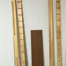 DIY 木枠 木板 交渉中