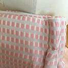 未使用☆ピンクカーテン(1枚)