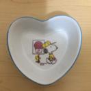 スヌーピーの小皿