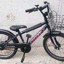 デューリー☆子供自転車 18型