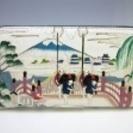 日本橋 ぐるっとファスナーの長財布