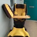 重度身体障害者(子供)用車いす