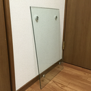 【0円】ガラス天板【500mm×7...
