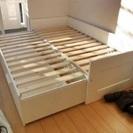 IKEA hemnes デイベット