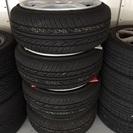OZ STEINMETZ 15インチ タイヤ&ホイール セット