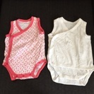 ベビー服⑦ ユニクロ新生児肌着