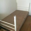 シングルベッド(リクライニングソファー機能付き)