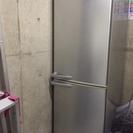 冷蔵庫 中古 シルバー