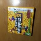 3DS ゲームソフト 「New スーパーマリオブラザーズ 2」