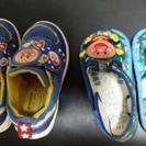 アンパンマン 靴 スニーカー サンダル 14.5㎝ 15㎝