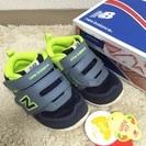 ベビー 靴 スニーカー ニューバランス 13.5