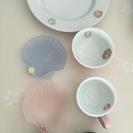 お食い初め お茶碗セット  女の子用