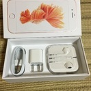 iPhone6sイヤホン、充電器