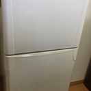TOSHIBA 冷凍冷蔵庫 YR-12T(WH)