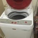 洗濯機 緊急※8月30日までに引き取りに来ていただける方