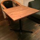 ミッドセンチュリー  中古関家具ダイニングテーブル
