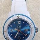 アイスウォッチ ice watch 白×ターコイズ